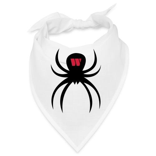 Spider black / red - Bandana