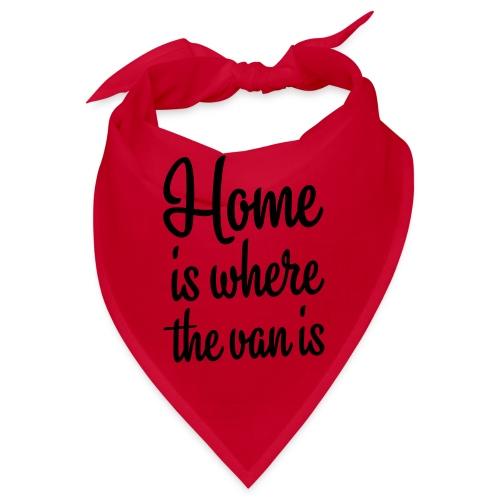 Home is where the van is - Autonaut.com - Bandana