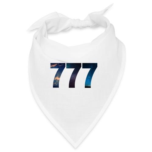 777 un nombre qui apporte chance et spiritualité - Bandana