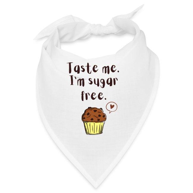 Sugar free muffin
