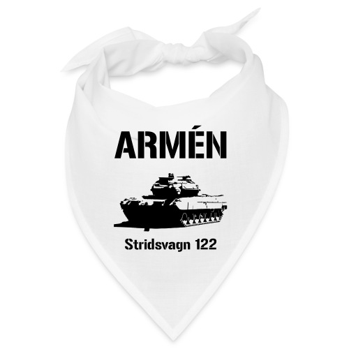 ARMÉN - Stridsvagn 122 - Snusnäsduk