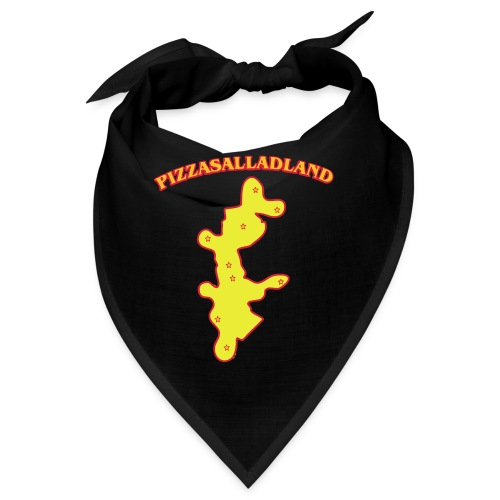 Pizzasalladland - Snusnäsduk