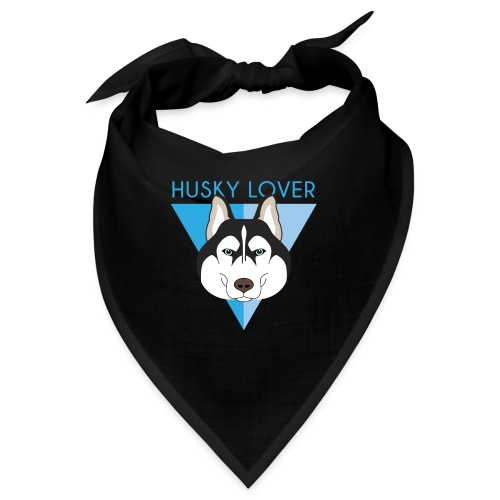 Husky - Blue - Bandana