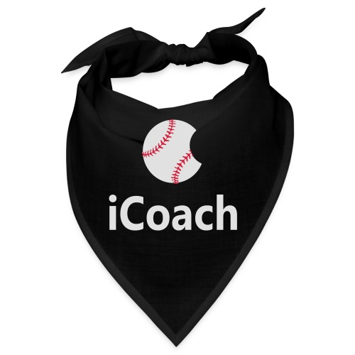 Baseball Logo iCoach - Bandana