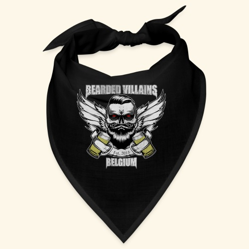 Bearded Villains Belgium - Bandana