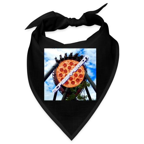 Old McPizzaPerson Logo #2 - Bandana
