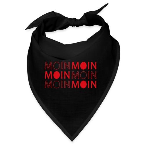 Moin Moin, norddeutsch norden Design - Bandana