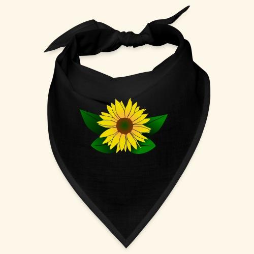 Sonnenblume, Sonnenblumen - Bandana