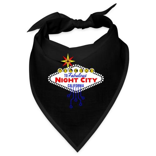 Cyber Punk Night City 2077 - Bandana