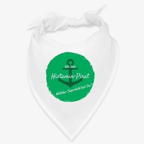 Histamin-Pirat Superheld (grün) - Bandana