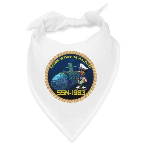 Command Badge SSN-1983 - Bandana