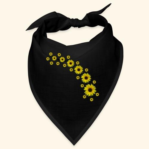 Sonnenblumen, Sonnenblume, Blumen - Bandana