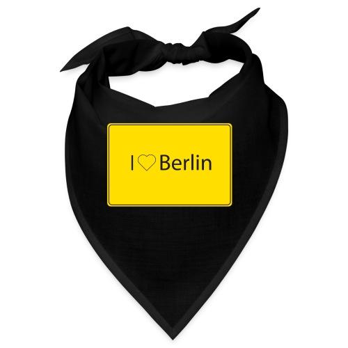 I love Berlin - Bandana