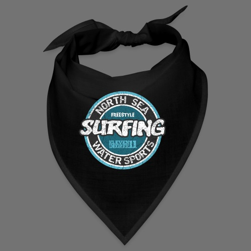 North Sea Surfing (oldstyle) - Bandana