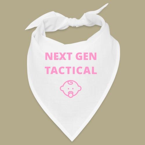 Tactical Baby Girl - Bandana