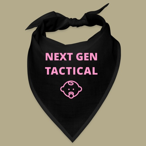 Tactical Baby Girl - Bandana