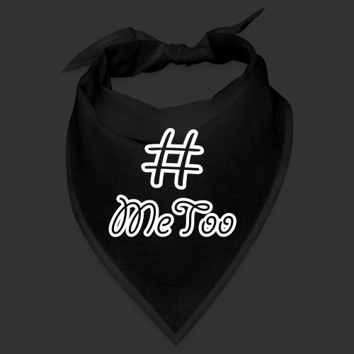 T-shirt dam Premium, Hashtag MeToo - Snusnäsduk