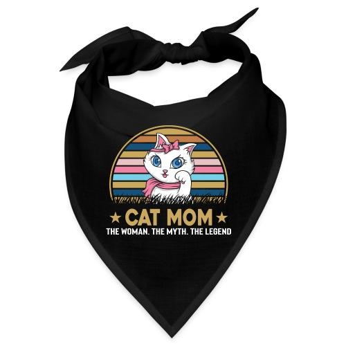 CAT MOM - Bandana
