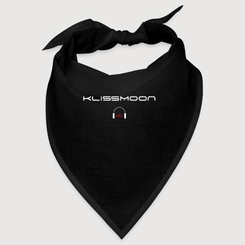 Klissmoon Logo white - Bandana