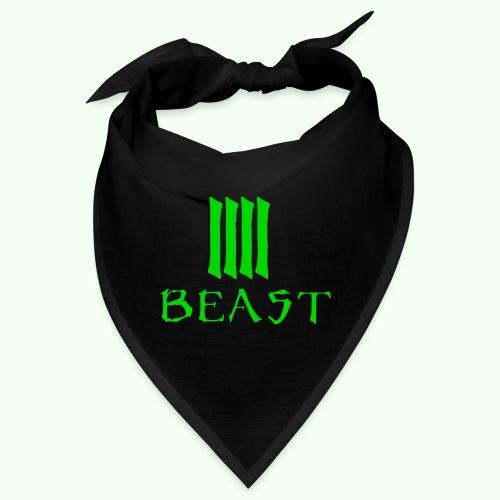 Beast Green - Bandana