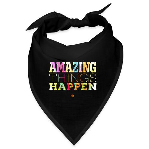 Amazing Things Happen - Simplified - Bandana