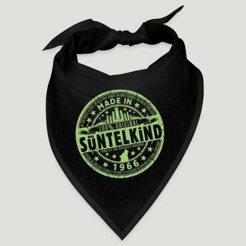 SÜNTELKIND 1966 - Das Süntel Shirt mit Süntelturm - Bandana