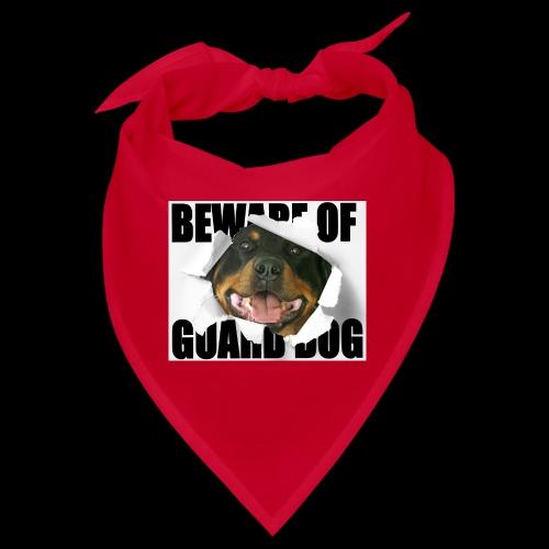 beware of guard dog - Bandana