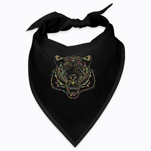 tiger colors - Bandana