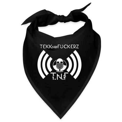 Tekknofuckerz Logo - Bandana