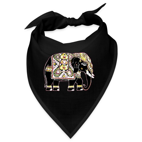 Indian elephant for luck - Bandana