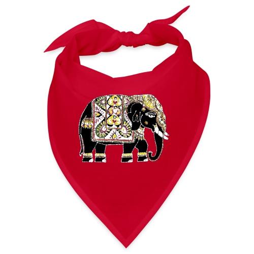Indian elephant for luck - Bandana