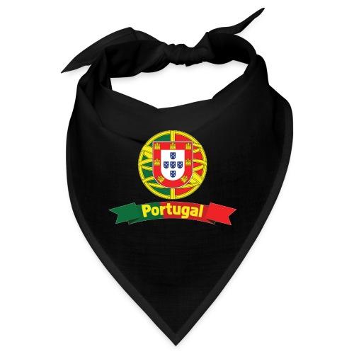Portugal Campeão Europeu Camisolas de Futebol - Bandana