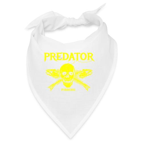 Predator fishing yellow - Bandana