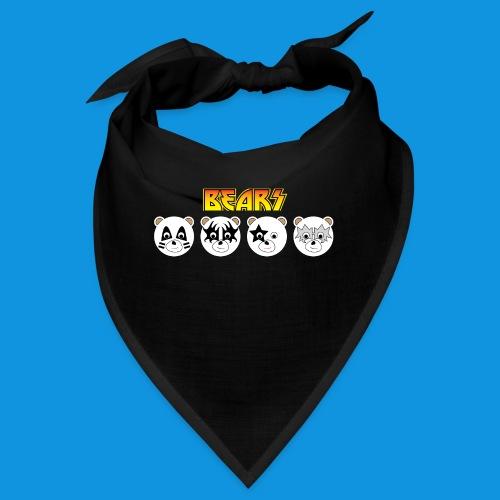 Kiss Bears.png - Bandana