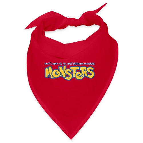 Monsters - Bandana
