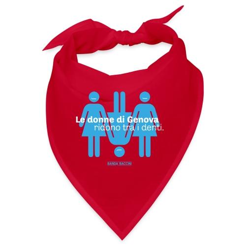 Le donne di Genova. - Bandana