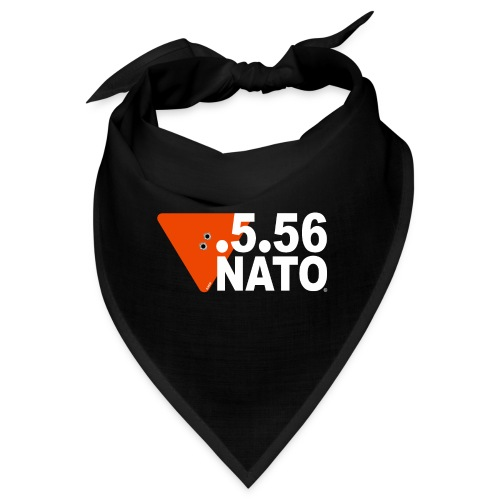 .5.56 NATO BLANC - Bandana