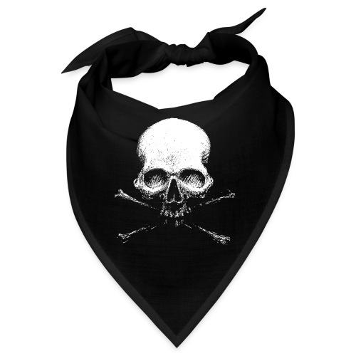 Old Skull - Bandana
