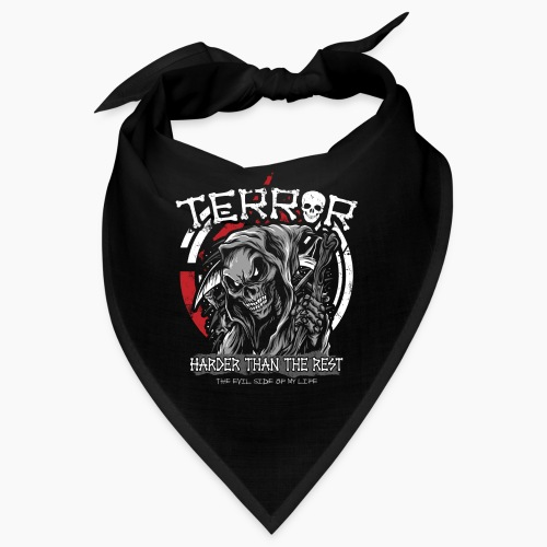 Terror - Harder Than The Rest - Bandana