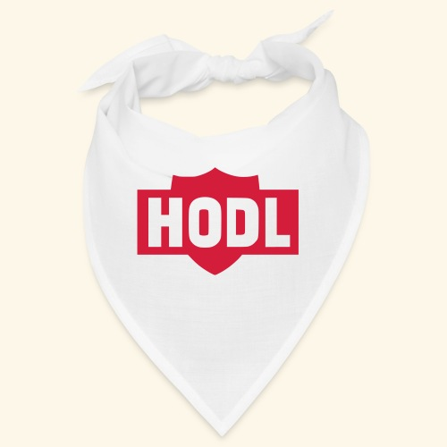 HODL TO THE MOON - Bandana