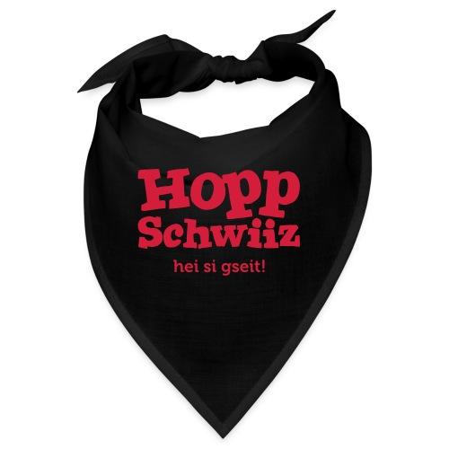 Hopp-Schwiiz hei si gseit - Bandana