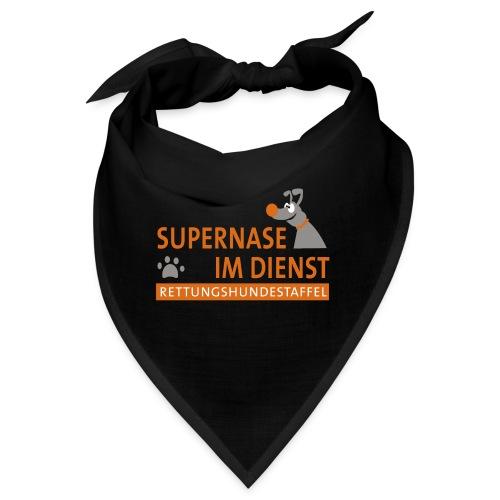 Supernase im Dienst - Bandana