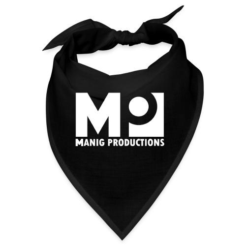 ManigProductions White Transparent png - Bandana