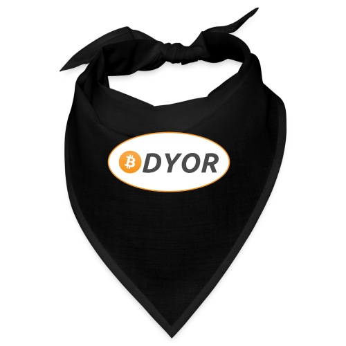 DYOR - option 2 - Bandana