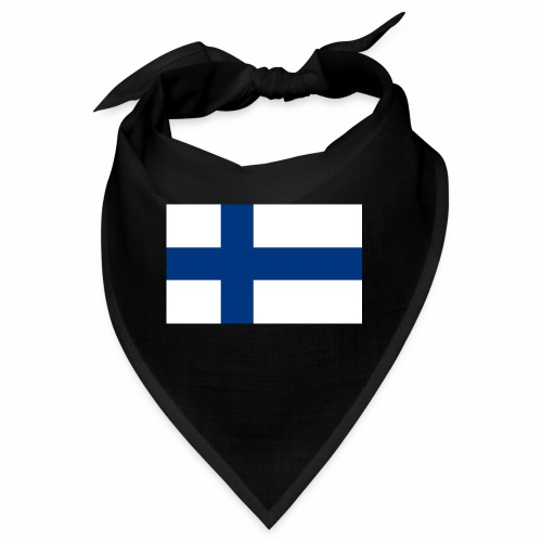 Suomenlippu - tuoteperhe - Bandana