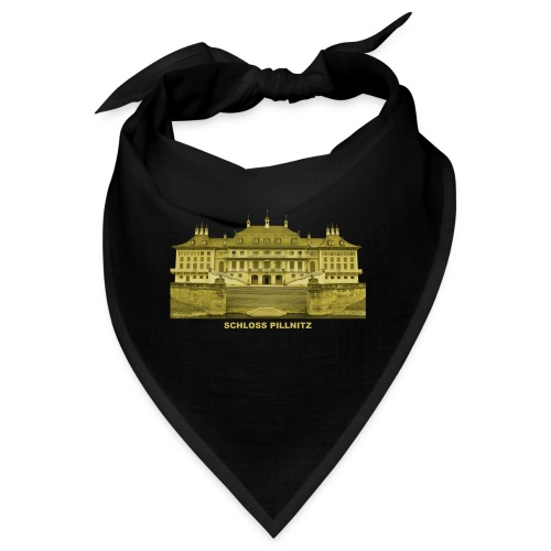 Pillnitz Schloss Dresden König August Sachsen - Bandana