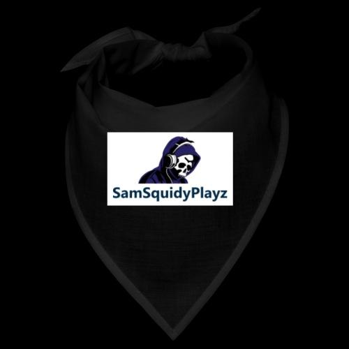 SamSquidyplayz skeleton - Bandana