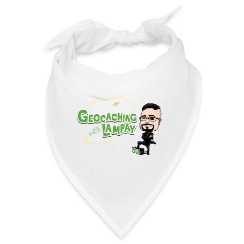 Geocaching With Lampay - Bandana