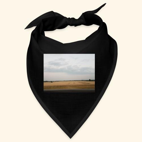 Feld und Wolken - Bandana