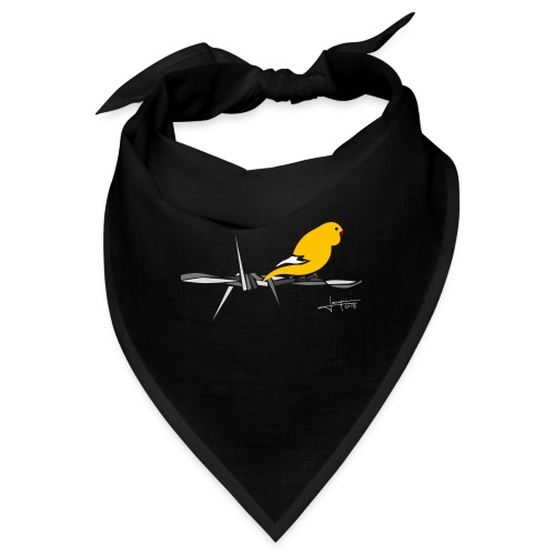 bird-spread - Bandana